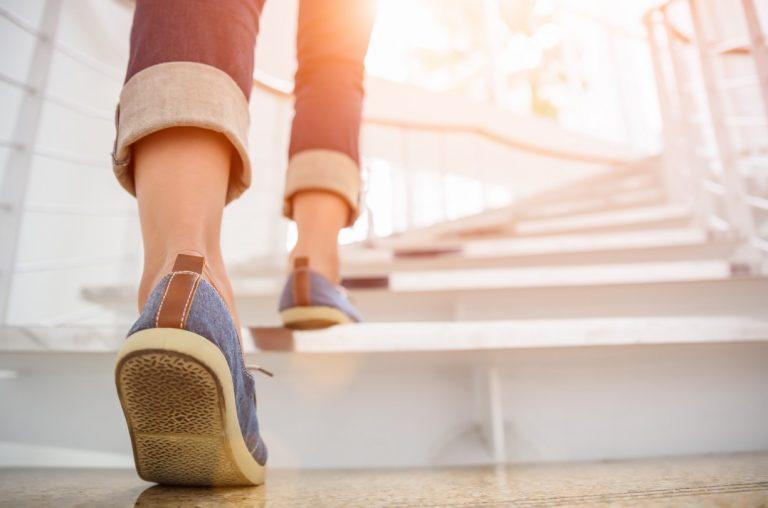 Le charme de l'escalier japonais