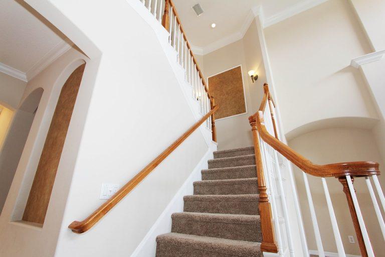 Conseils pour les hauteurs de marches d'un escalier