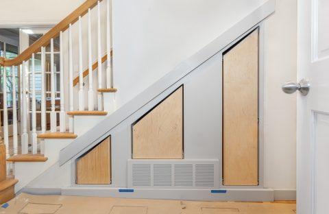 Gain de place avec son escalier