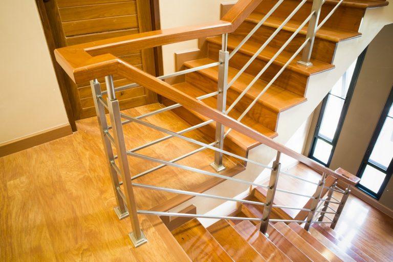 Les garde-corps pour son escalier