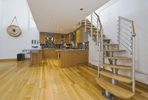Les réglementations pour les escaliers