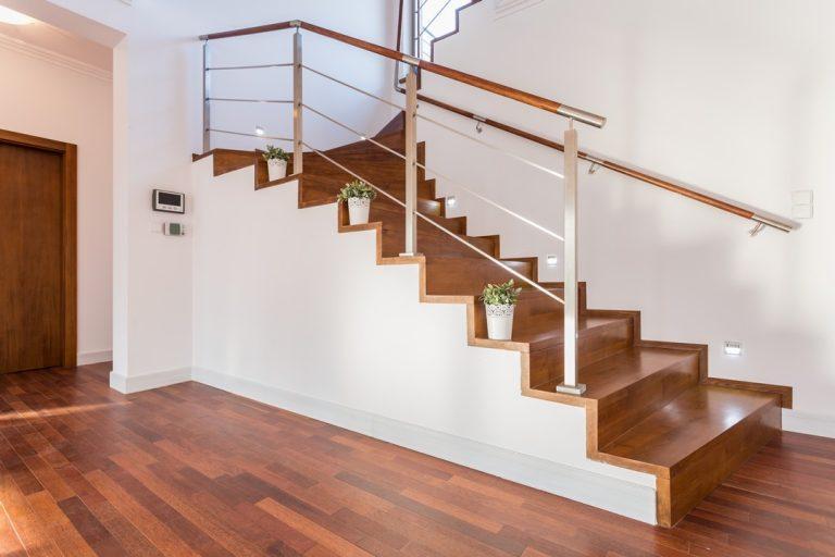 Les styles de rampes d'escaliers